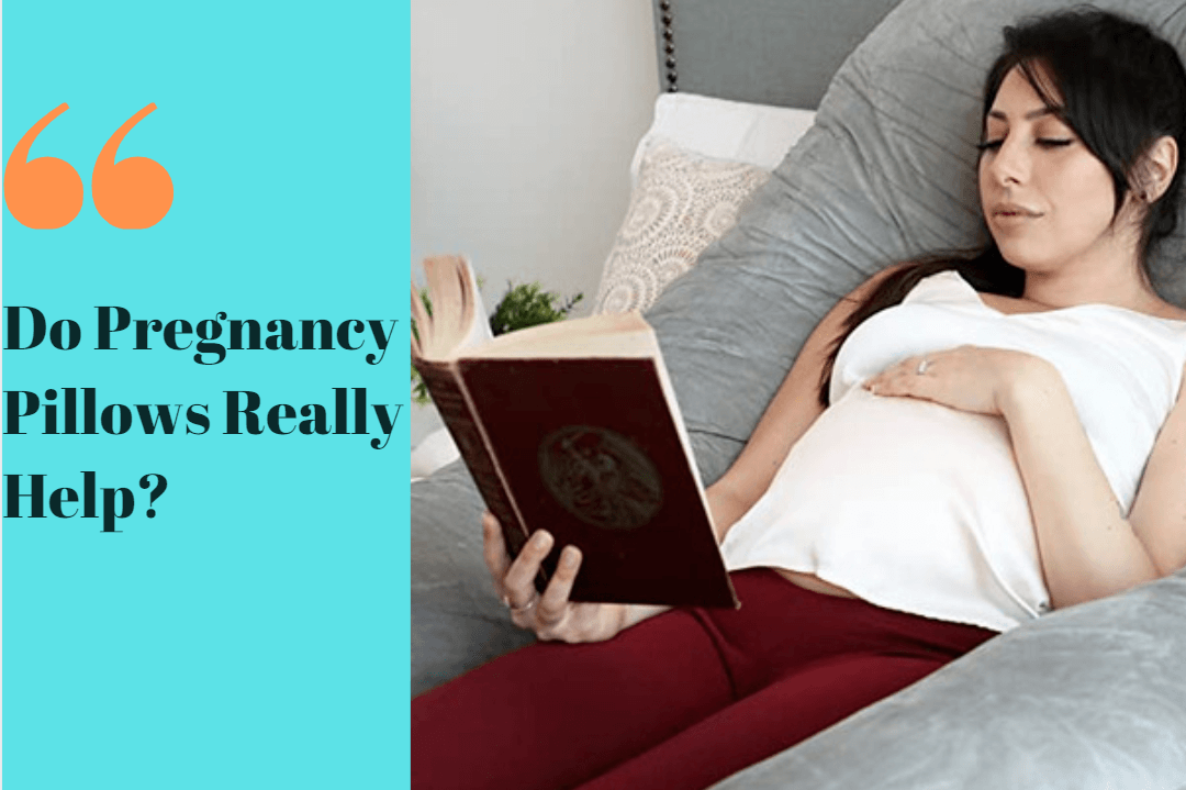 Do Pregnancy Pillows Really Help